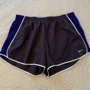 Nike DriFit Running Shorts Size XL
